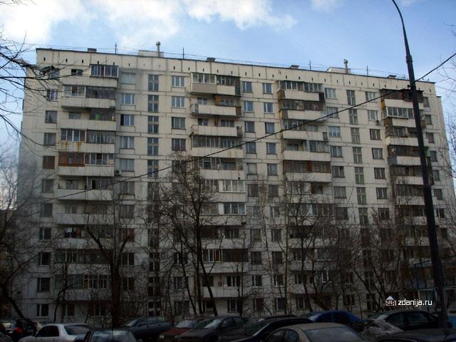 дом серии II 18/12 - II-18 серия - жилые дома фото