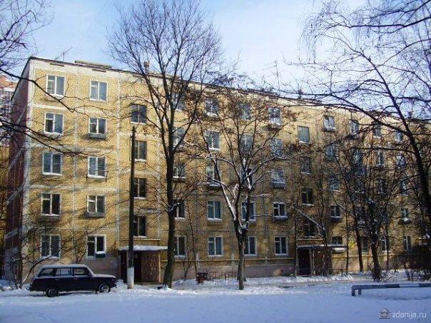 дом серии К-7 - К-7 фото