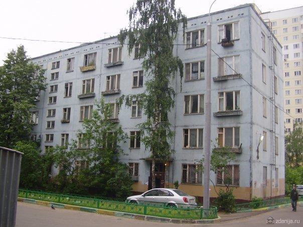 Дом серии II-35 - Дома серии II-35 фото