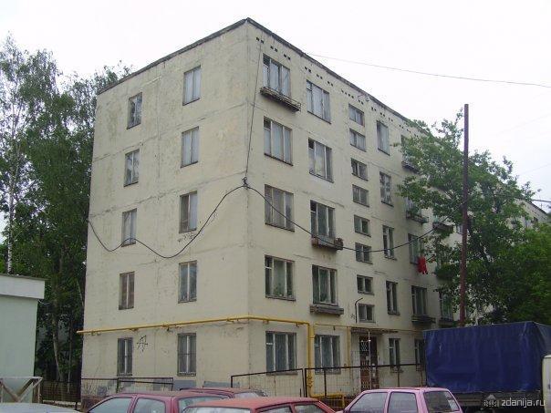 дома II-35 - Дома серии II-35 фото