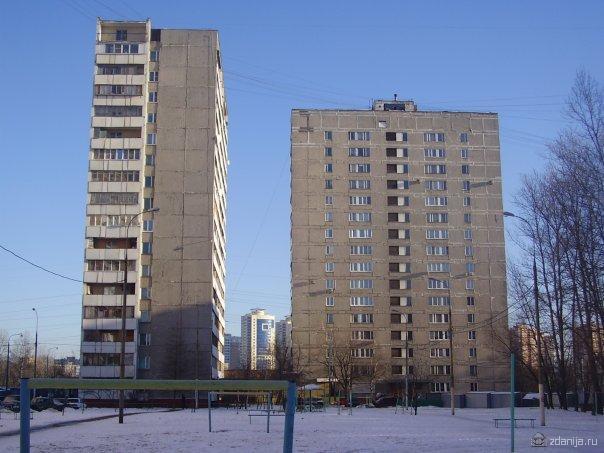 жилые дома серии ii-68 - II 68 серия жилые дома фото