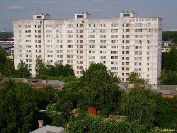 жилой дом серии ii-68-03 - II-68-03 фото