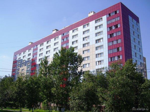 реконструированные дома серии ii-68-03 - II-68-03 фото