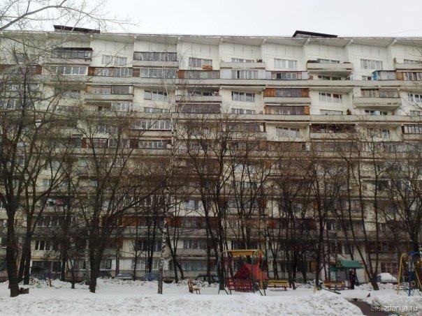 жилой дом серии ii-68-04 - II-68-04 фото