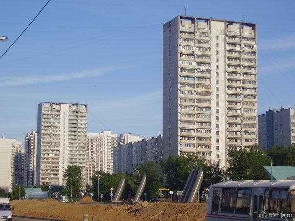 жилой дом серии II-68/22 - II-68/22 фото