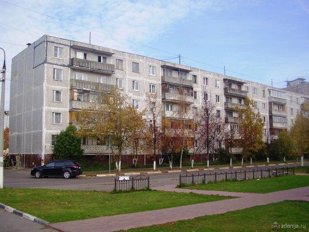 общесоюзная серия домов 111-121 - Дома серии 111-121 фото