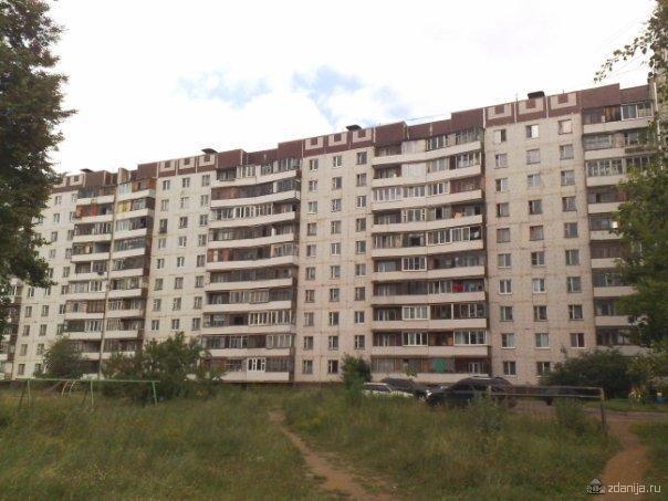 фото жилые дома 121-ая серия - 121 серия фото