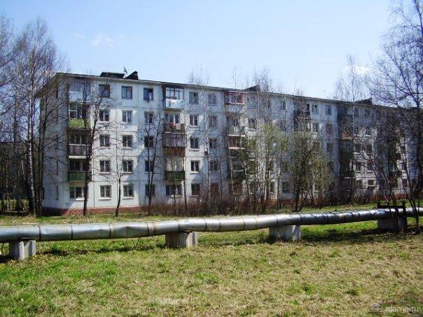 фото зданий 1-335 - серия домов 1-335 фото