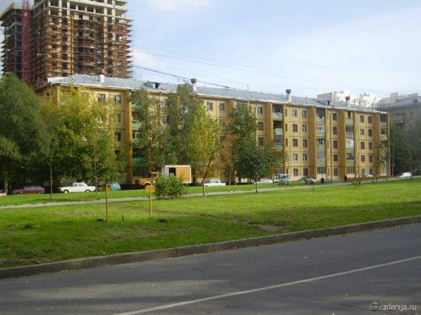 серия домов 1-335 - серия домов 1-335 фото
