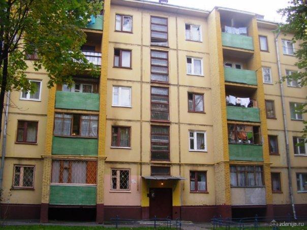 дома серии 1-335 - серия домов 1-335 фото