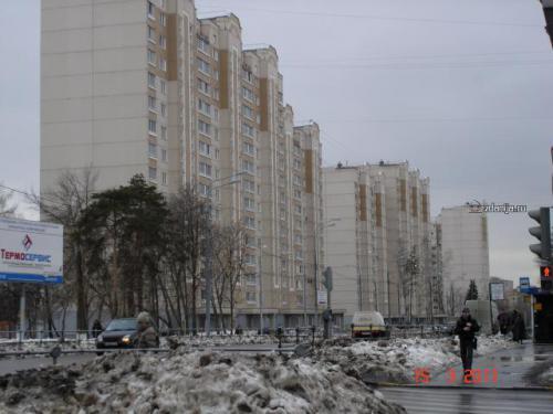 в районе Некрасовка: ул. 1-ая Вольская, д.10 и ул. 1-ая Вольская, д.12 к.1 - П46М фото
