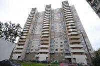 дома серии и-155 - Дом серии И-155 на Кастанаевской улице