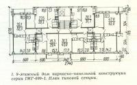 1МГ-600 - Планировки серии 1МГ-600