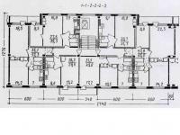 1МГ-600 - Планировки квартир серии 1МГ-600