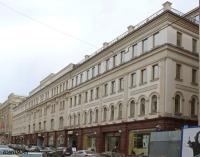Бизнес центры, офисно-торговые центры - Многофункциональный комплекс  Шереметьевский