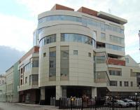 Административные и общественные здания - Административное здание, кубизм