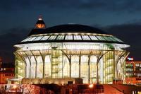 объекты культуры - Московский международный Дом Музыки здание