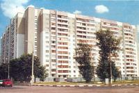 П46М - жилой дом серии и п46м ( зеленодольская ул. дом 11 , Москва) п 46м