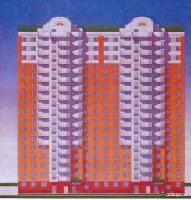 дома эко (М6-ЭКО) - жилой дом серии эко
