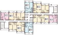 И-700А дома серии - Планировка квартир в жилых домах серии и700а