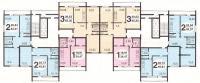 и-522а - типовые планировки квартир и-522а