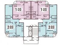 п-111M - типовые планировки квартир в жилых домах серии п 111