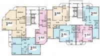 п-111M - типовые планировки квартир в жилых домах серии п111м