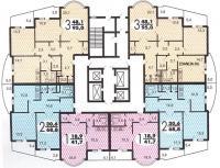 дома серии и-155 - и 155 Б типовые планировки квартир