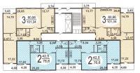 ГМС-1  ( ГМС-2001 ) - гмс-2001 типовые планировки квартир в жилых домах