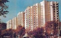 Дома серии п55, планировки квартир  - Панельные секционные дома серии П-55