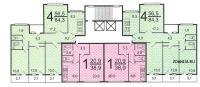 Дома серии п55 - Планировка квартир в жилых домах серии п-55