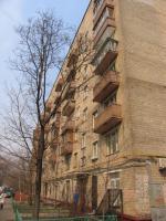 II-29-3 - Серия московских кирпичных восьмиэтажек II-29-3