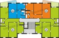 121 серия - 121 серии планировки квартир в домах